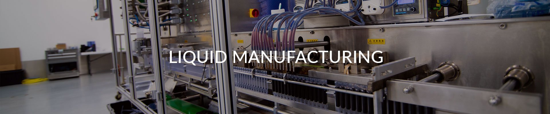 Liquid Manufacturing - Robinson Pharma, Inc