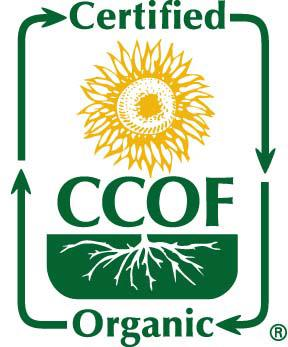 Robinson Pharma's Powder Manufacturing Operations Now Organic Certified by CCOF/USDA